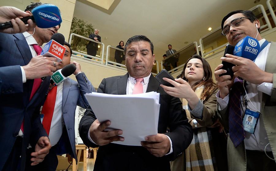 """""""Padre de denunciante de Pedro Velásquez niega operación política en su contra"""""""