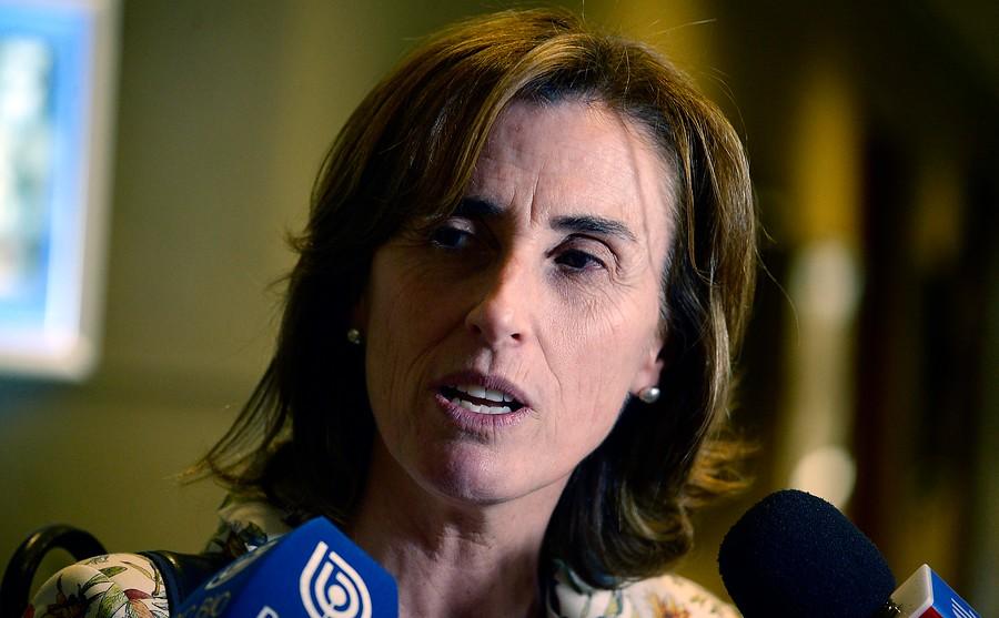 """""""Ministra Cubillos resuelve no asistir a la comisión ad-hoc por acusación"""""""