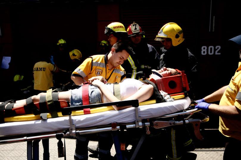 Muere chofer de taxi colectivo a causa de conductor en ebrio en ciudad de Copiapó