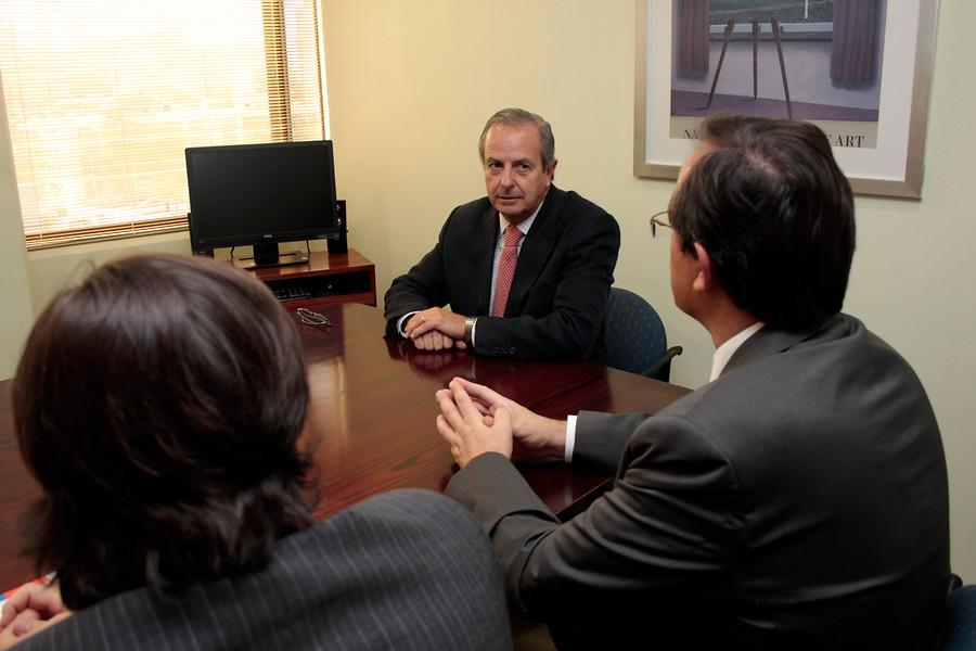 Embajador de Chile en Argentina envió carta de renuncia a Piñera en agosto pasado