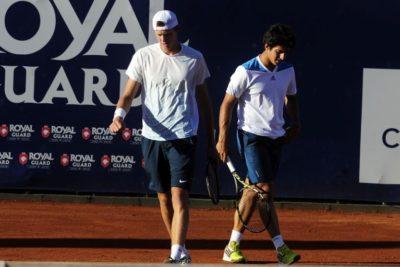 Cristian Garín y Nicolás Jarry cayeron en el ranking ATP