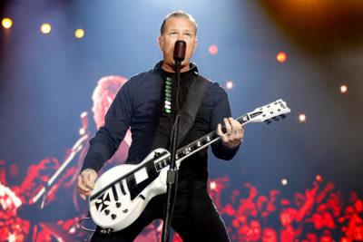 Metallica suspende gira: James Heatfield entra a rehabilitación