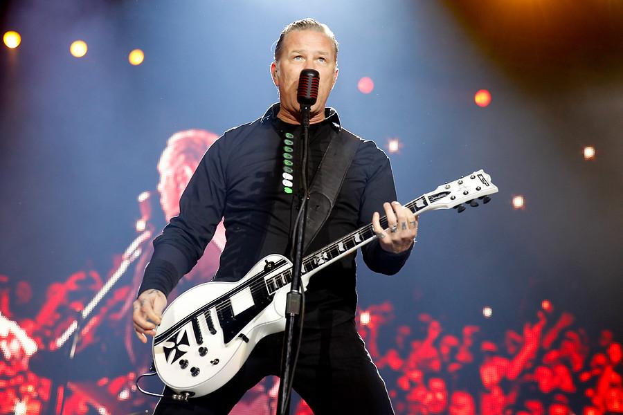 """""""Metallica suspende gira: James Heatfield entra a rehabilitación"""""""