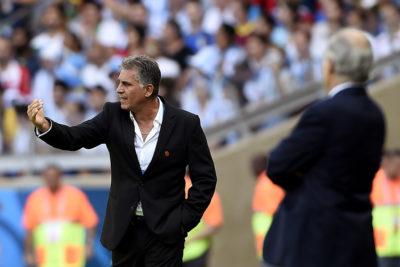 """DT de Colombia: """"No es necesario explicar la importancia de jugar contra Chile"""""""