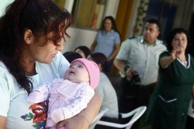 Ley Sayén: el proyecto que posterga la pena de cárcel para madres