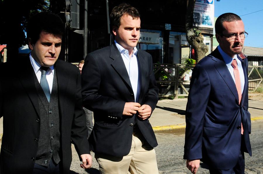 """""""Corte Interamericana de DD.HH. pide a Chile pronunciarse por absolución de Martín Larraín"""""""