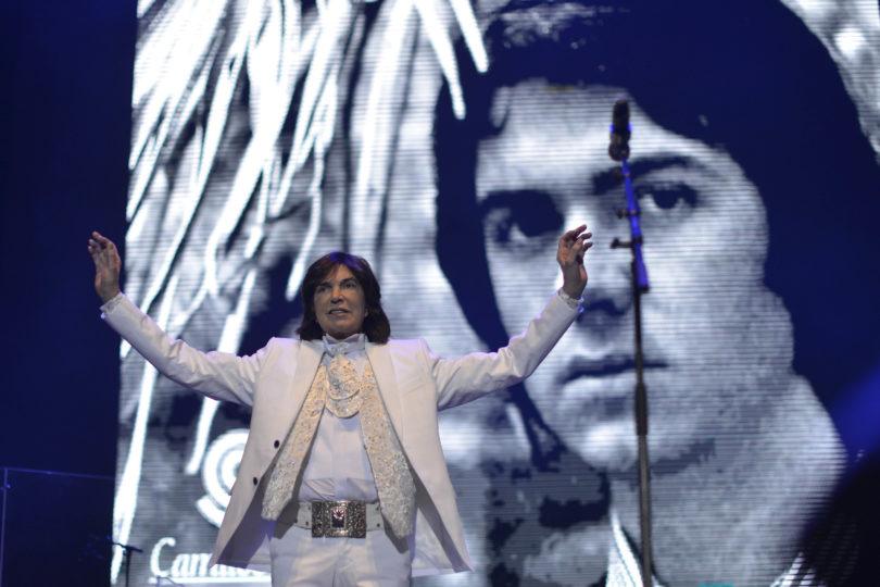 Por qué fue tan importante para Camilo Sesto su show en el Festival de Viña del Mar 2004