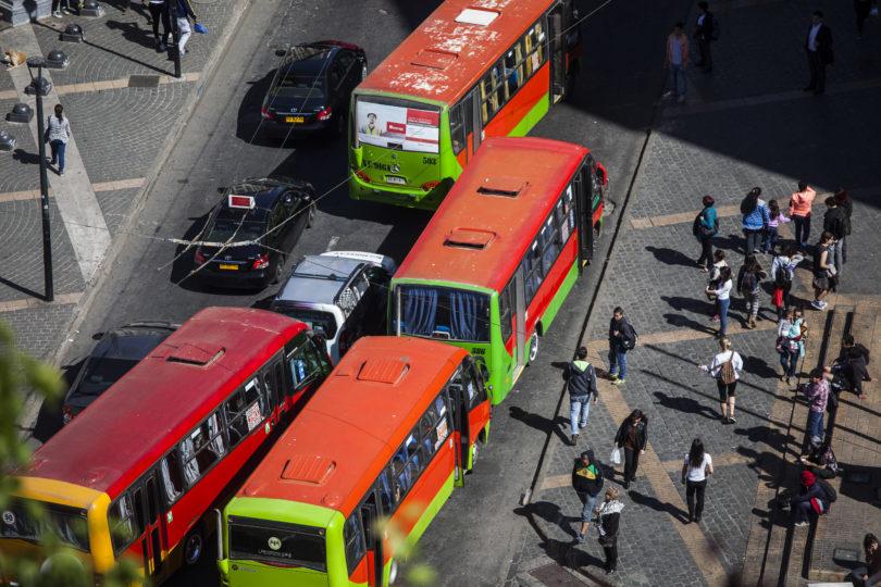 Cancelan servicio de compañía de buses en la Región de Valparaíso
