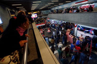Fiestas Patrias: anuncian recorridos especiales y extensión horaria en Metro
