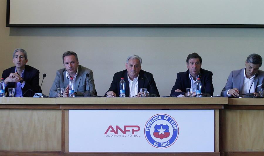 Sampaoli ANFP