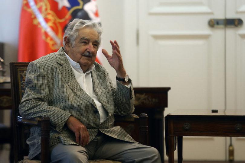"""Pepe Mujica habla sobre la educación chilena: """"No queremos ser como Chile"""""""