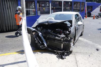 Accidentes de tránsito: estas son las 9 esquinas más peligrosas de la RM