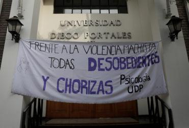 La medida que adoptaron autoridades de la UDP ante la extensión de toma feminista