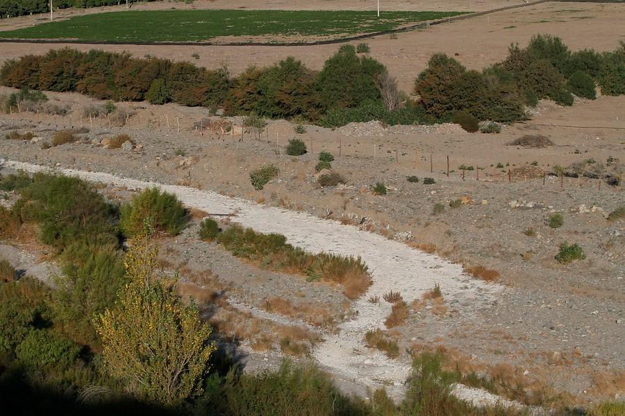 Piñera decreta zona de catástrofe en la Región de Valparaíso por la sequía