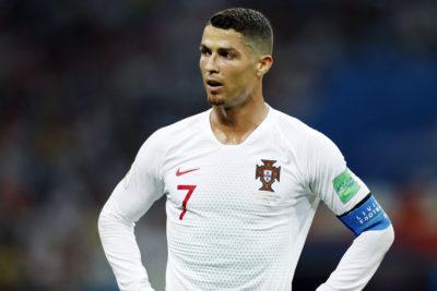 """Cristiano Ronaldo destacó la figura del argentino Lionel Messi y destacó estar """"en la historia del fútbol"""""""