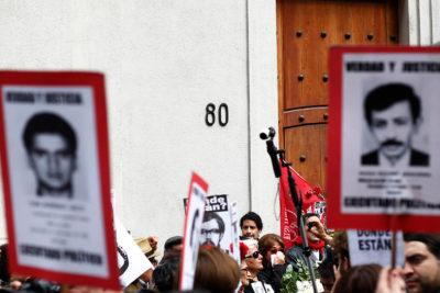 El inserto que causó indignación en familiares de detenidos desaparecidos