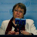 """Michelle Bachelet niega pagos a su campaña: """"No he tenido vínculos con OAS"""""""