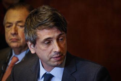 """Ministro de Ciencia por denuncia contra Pedro Labarca: """"Es un hecho que nos estremece"""""""