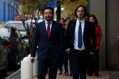 """Fiscal Arias se defiende tras formalización: """"Nunca hubo favorecimiento"""""""