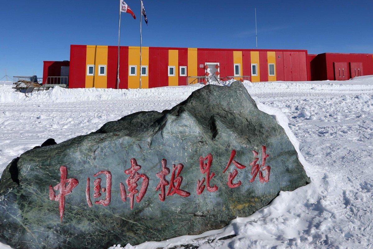 """""""China con un pie dentro de la base chilena en la Antártica"""""""