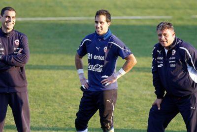 """Claudio Borghi: """"Bravo nunca sacó la voz como capitán en mi periodo en la Selección"""""""