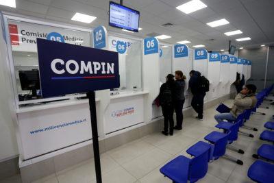 Con todas las licencias resueltas: presentan nueva oficina de la Compin en Santiago