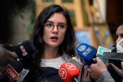 La incongruencia en el proyecto de 40 horas de Camila Vallejo