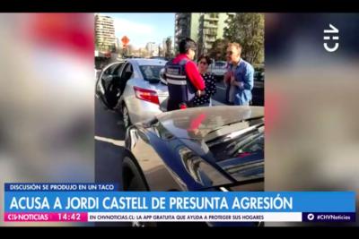 """""""¿Qué te pasa vieja guatona asquerosa?"""": Jordi Castell es acusado de agredir a una mujer de 64 años"""