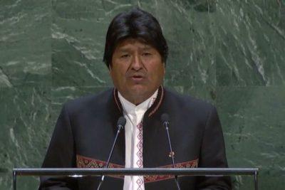 """""""No ha terminado la controversia"""": Evo Morales nuevamente habla de demanda marítima en la ONU"""