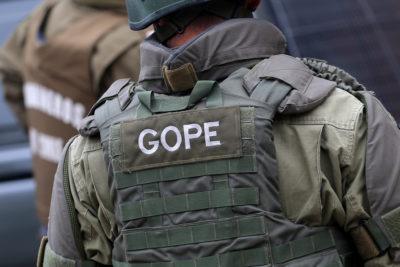 San Miguel: encendedor con forma de granada provocó amplio operativo de Carabineros
