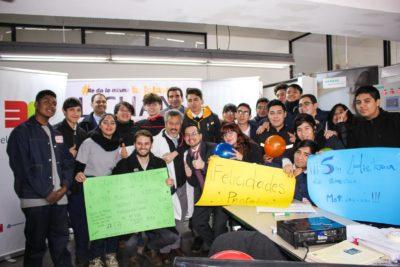 Estos son los cinco profesores finalistas de la cuarta versión del Global Teacher Prize Chile