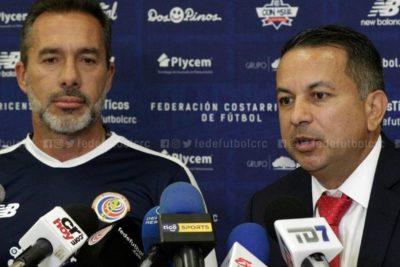 """DT de Costa Rica al abandonar al equipo: """"No sabía que ser técnico de una selección era tan aburrido"""""""