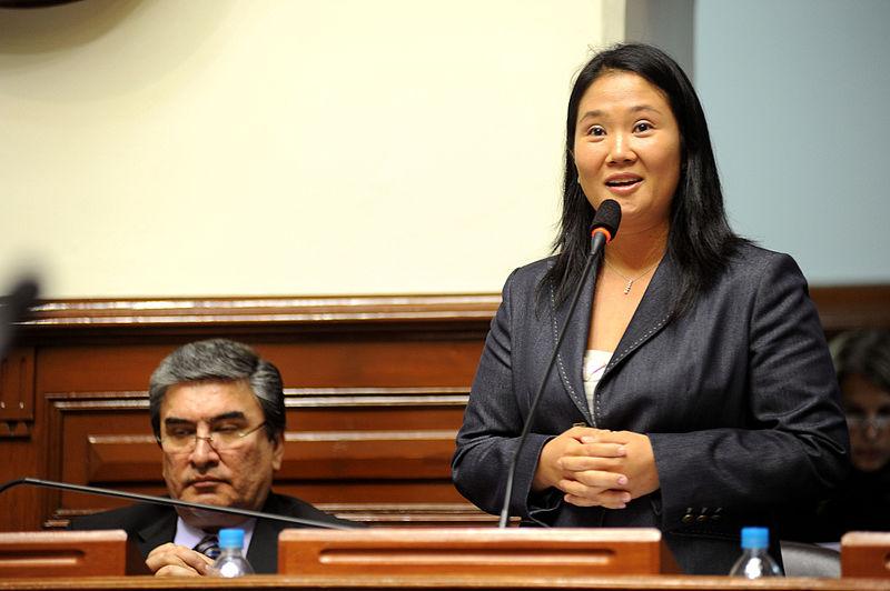 Corte Suprema de Perú reduce condena contra Keiko Fujimori