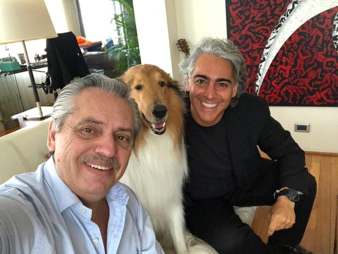"""""""Por qué el candidato argentino Alberto Fernández confía en ME-O"""""""