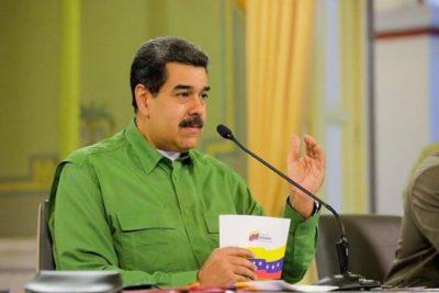Maduro ordena ejercicios militares en la frontera con Colombia por reactivación de las FARC