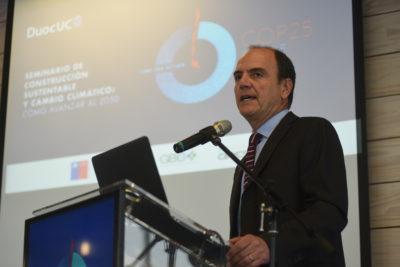 En la antesala de la COP25: los desafíos del sector de la construcción en el futuro