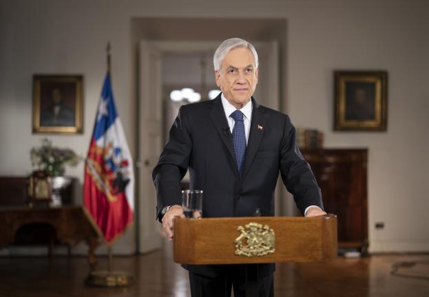 """Presidente Piñera: """"Varios intendentes actuales van a renunciar para postularse a ser elegidos gobernadores"""""""