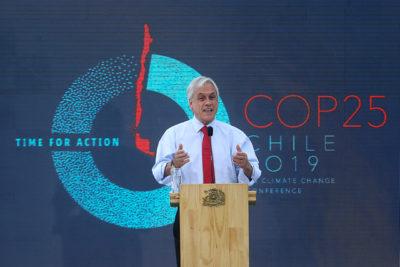 Cuánto ha cumplido Sebastián Piñera de su programa de Gobierno en medio ambiente