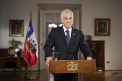 Piñera presenta Presupuesto 2020 con aumento del 3% en el gasto público