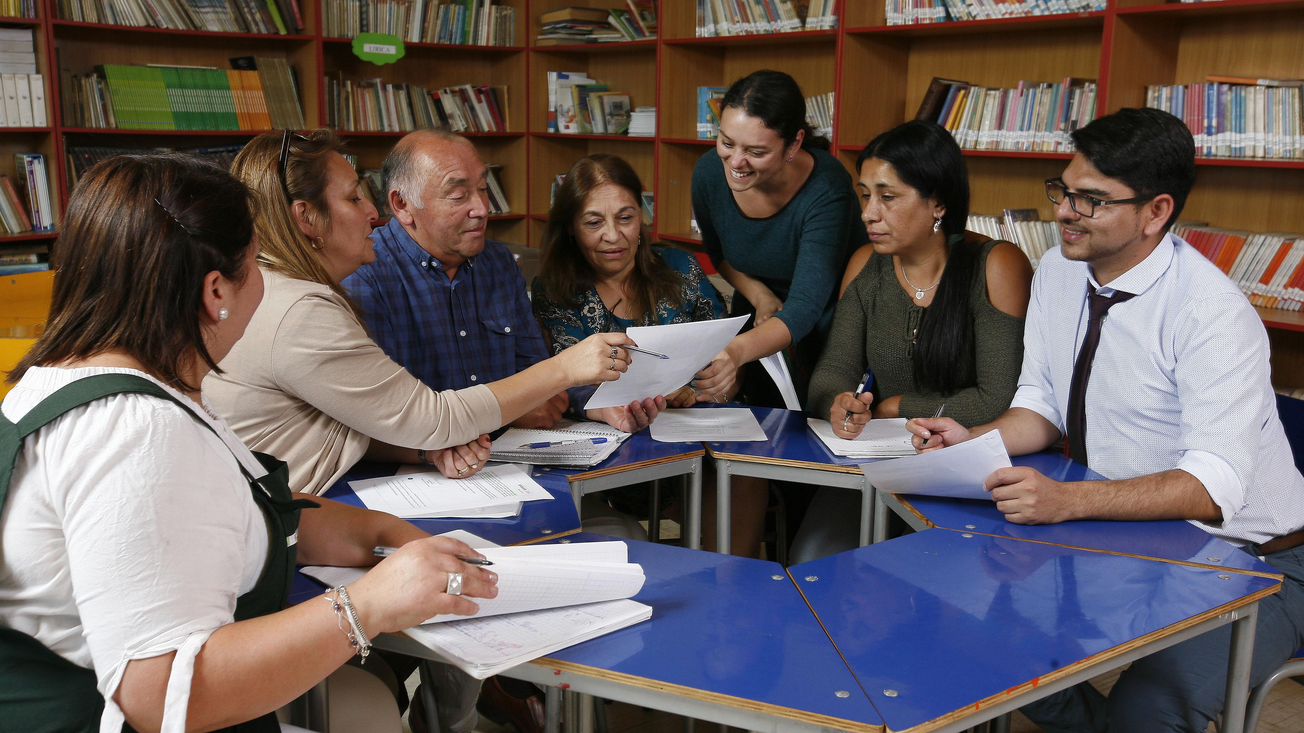 escuelas Fundación Educacional ARAUCO