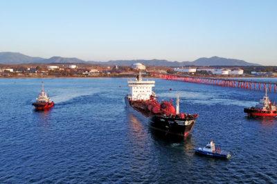 Armada refrenda Certificado de Seguridad de Operación del Terminal Marítimo de ENAP en Quintero