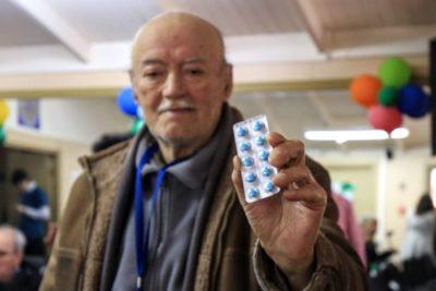 Adultos mayores recibirán viagra y lubricantes gratuitos en Concepción