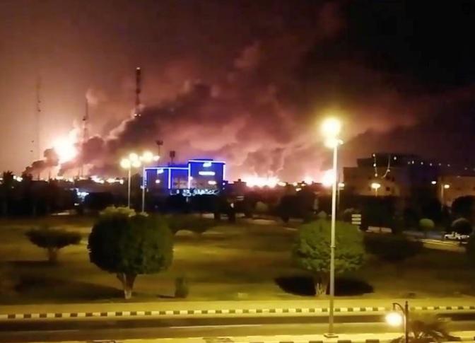 """""""Ataque a petrolera en Arabia Saudita: Trump asegura estar listo para responder al atentado"""""""