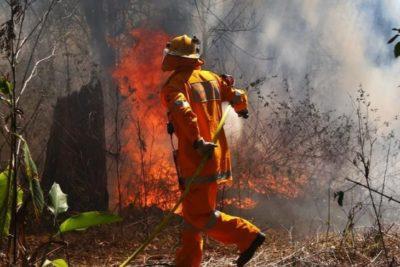 Más de 130 incendios forestales y 400 evacuados en Australia