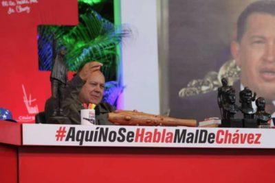 """Diosdado Cabello por Bachelet: """"Parece que ella trabaja para los verdugos de su padre"""""""