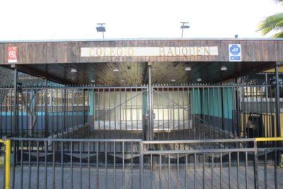 Nueva amenaza de tiroteo en colegio de Curicó generó masivo ausentismo