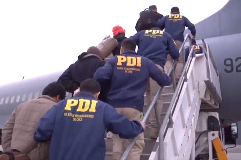 Ministerio del Interior expulsa del país a 66 ciudadanos dominicanos