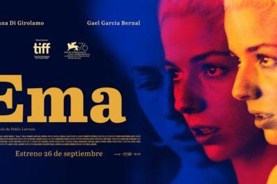 """Película """"Ema"""" de Pablo Larraín es premiada en Venecia y tendrá horario estelar en Toronto"""