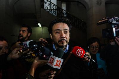 """Emiliano Arias: """"No me van a amedrentar y voy a luchar hasta el final por mi inocencia"""""""