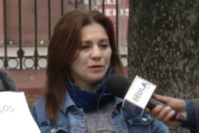 """""""No puedo seguir hablando"""": la pregunta que emocionó a la mamá de Fernanda Maciel"""